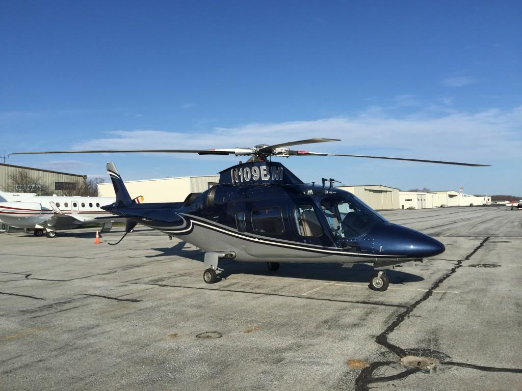 Agusta109 Seats 5-6 Passengers