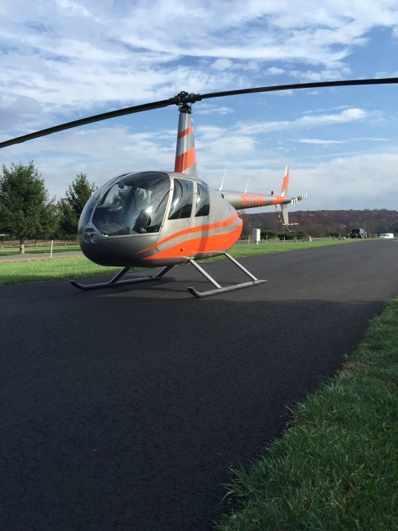 Robinson 44 Helicopter N111VG