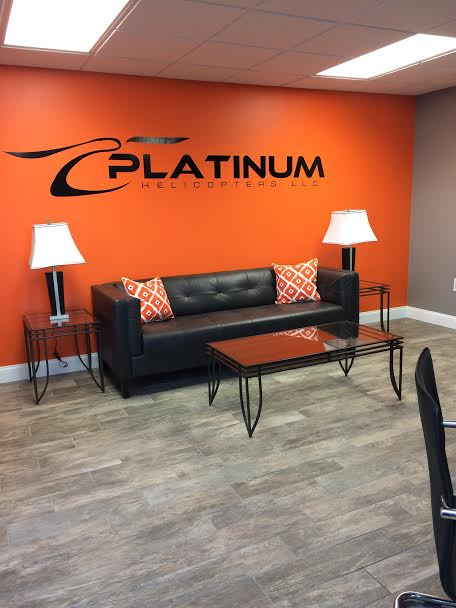 Platinum Helicopters LLC Office 2015