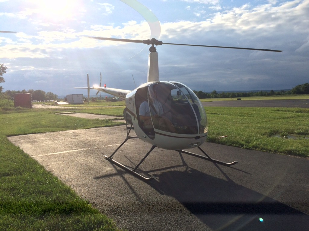 Doors Off-R22 Helicopter 2 6.28.15
